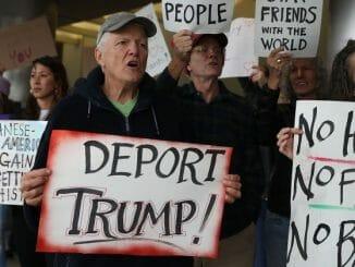 radical protestors