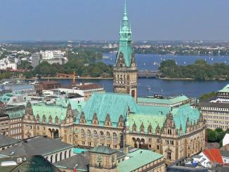 Hamburg Germany Seizing Private Property