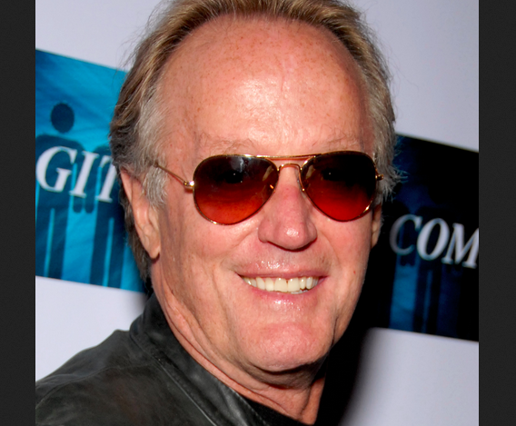 Peter Fonda Calls for Trump's 11-Year Old Son to Be Kidnapped and Put in a Cage with Pedophiles
