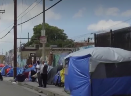 Los Angeles: Skid Row Declared a 'Typhus Zone' But Politicians Are Slow to Implement Clean Up