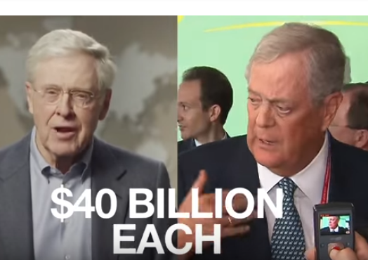 G. Griffin report: The Koch Brothers Are Spending Millions to Push DACA Amnesty through Congress Before the End of the Year..plus more