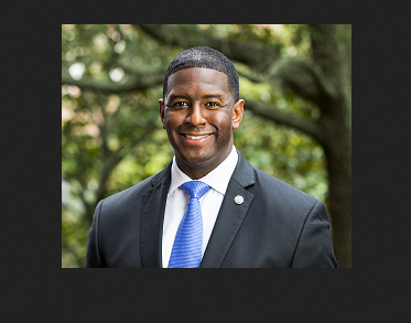 Andrew Gillum Plans to Turn Florida Blue by Registering 1M Voters Who Are Likely to Vote Democrat