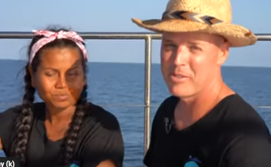 An American-Thai Couple Are in Deep Water Over Their Attempt to Establish a Community at Sea
