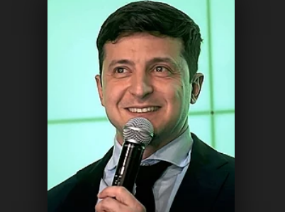 Comedian, Volodymyr Zelenskiy, Wins Presidency of Ukraine in Landslide Election