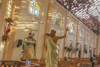 Sri Lanka: More than 200 Killed as Catholic Churches and Tourist Hotels Targeted in Bomb Attacks