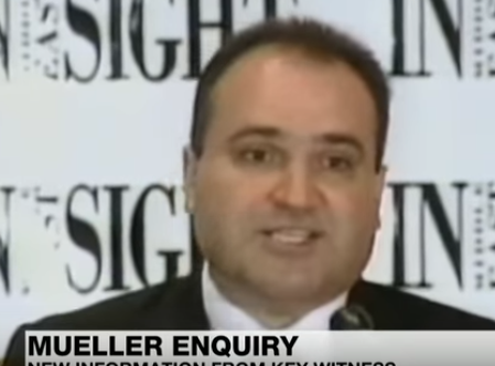 George Nader, Key Cooperating Witness in Mueller Probe, Is Charged with Transporting Child Pornography and Sex Trafficking