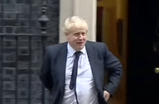 UK: Boris Johnson Named New Prime Minister, Grapples with Leaving the EU, But Says He Won't Cooperate with Popular Brexit Party