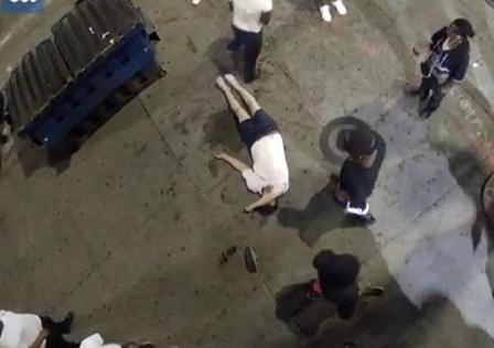 Minneapolis: A Gang of Young Black Men Were Caught on Camera Severely Beating and Robbing a White Man