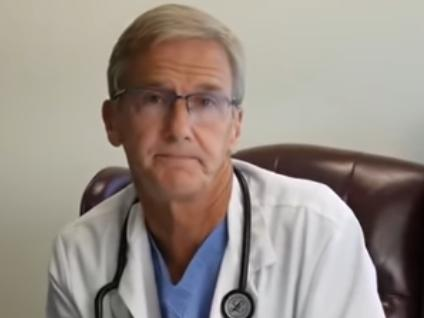 Dr. Scott Jensen Accused by the State of Spreading Misinformation