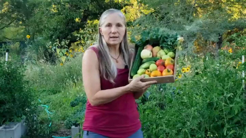 Food Shortages Have Begun – Which is Why this Woman Teaches How to Grow Your Own Groceries in the City