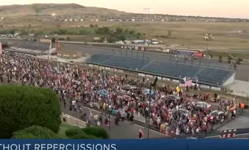 Colorado: Thousands Attend Rally Against COVID Restrictions as Media Remains Silent