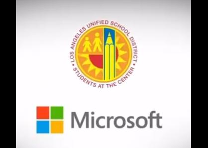 Los Angeles Schools to Launch Microsoft COVID-Tracking App so Children Can Attend Classes