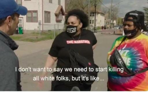 Minneapolis City Council Candidate Rita Ortega Suggests Torching Wealthy Neighborhoods, and BLM Supporters Imply that White People Should Be Killed