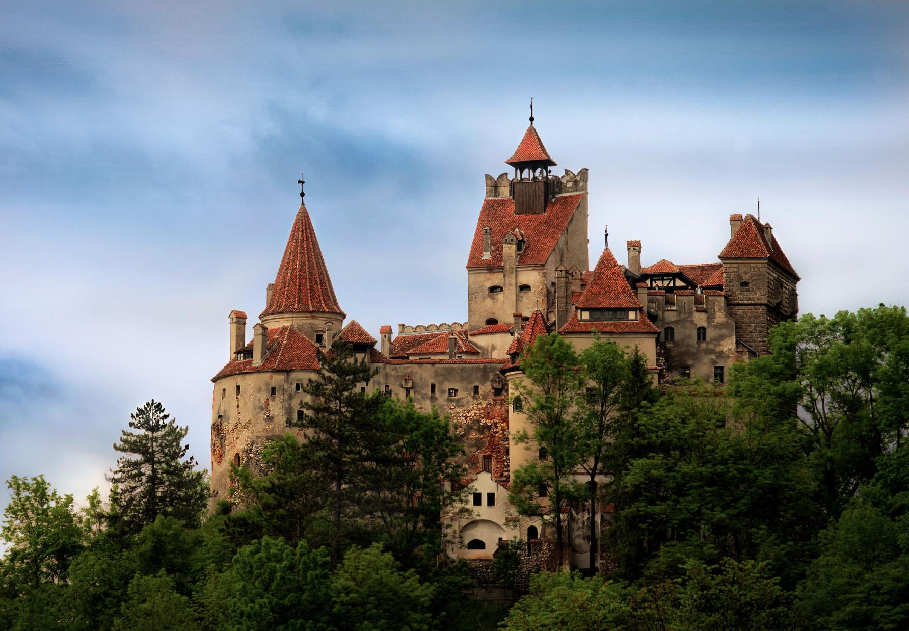 Willing Victims Flock to Count Dracula's Castle to Get Their Experimental COVID-19 Vaccine