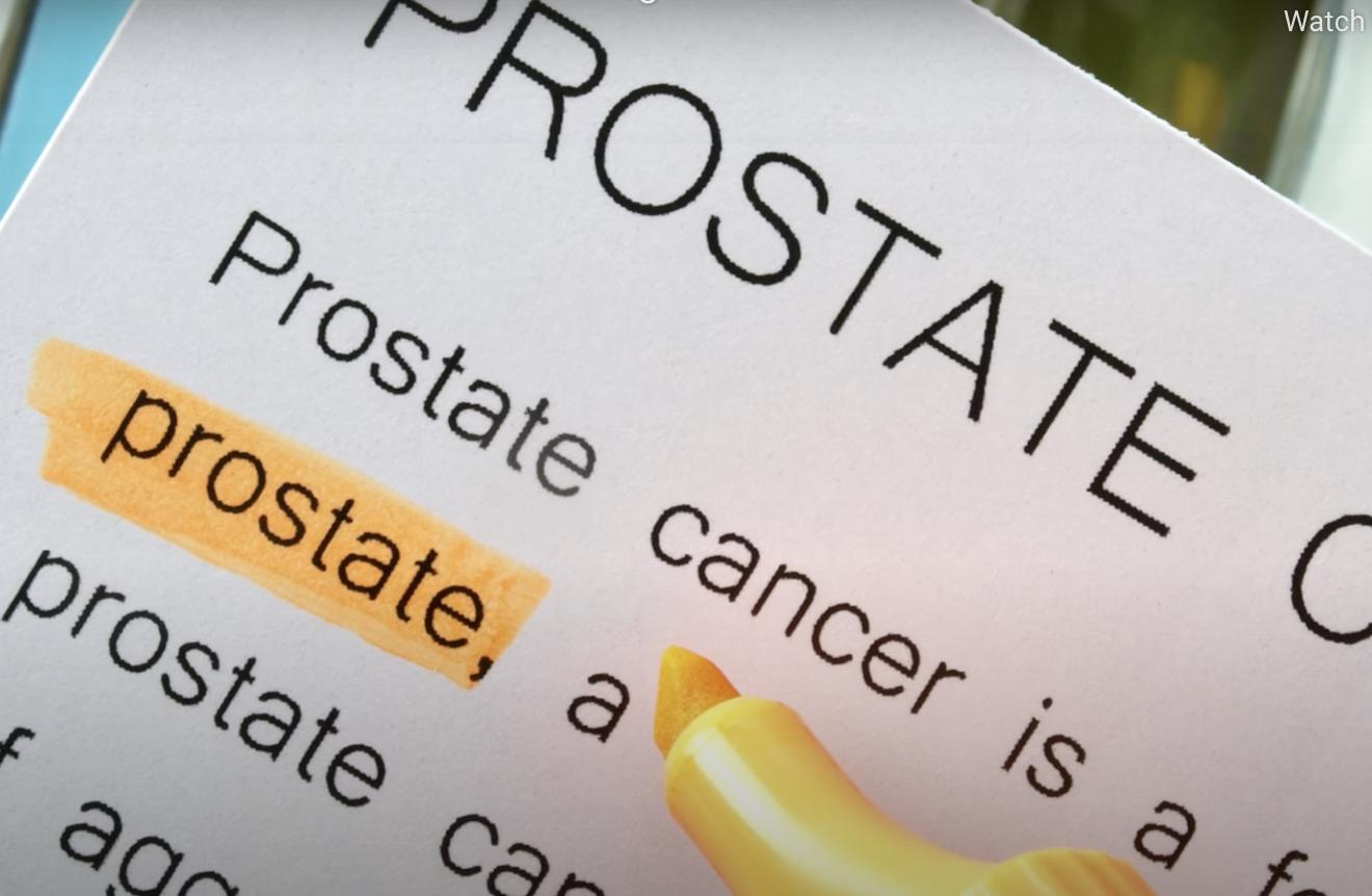 Peter Starr on How to Survive Prostate Cancer Without Surgery, Drugs, or Radiation