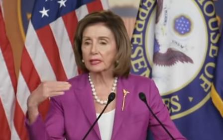Pelosi Orders Capitol Police to Arrest Staff and Visitors who do not Wear Masks