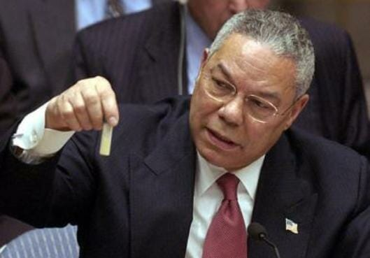Colin Powell, former Secretary of State, Was Fully Vaccinated, But Died from 'Covid-19 Complications'